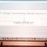 3 Stage Switching Mode Battery Charger