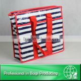 PP Woven Flexi-loop Handle Bag