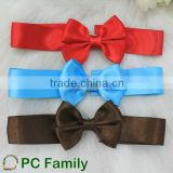 hot sale pre-tied packing bows with elastic bands                                                                         Quality Choice