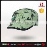 Ben 10 child printed army cap with rubber patch