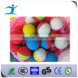 Eco rubber racket ball