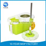 hot selling plastic mop bucket trolley with wheels