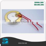 35mm Piezo element with wire