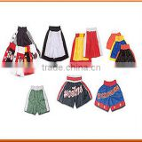 wholesale Cheap Design Custom made boxing shorts