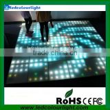 high quality energy saving make performance stage use dmx interactive dance floor led for sale