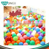Plastic Ball Pit Balls for slide swiming pool playground