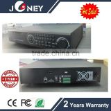 NVR-6032 Embedded LINUX OS onvif 32 channel nvr ,NVR system HDMI VGA Support mobile phone app