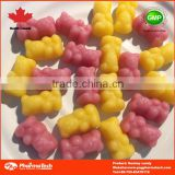 OEM private label wholesale vitamin gummy bear candy
