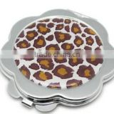 Professional decorative mirror chrome paint compact mirror