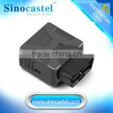 OBD 2 sim card 3g gps tracker with diagnostic function&google maps gps car tracking system