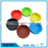 houseware accessory wholesale square silicone cigar ashtray,cheap square silicone ashtray