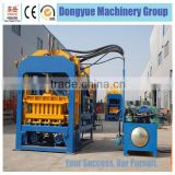 Brick Production Line Processing and Concrete Brick Raw Material Paving Stone and Hollow Block Making Machine Dongyue