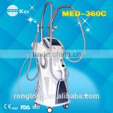 best rf skin tightening face lifting machine anti wrinkle rf facial machine beauty equipment vacuum