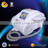 2014 best-selling Q switched ND YAG laser tattoo removal appliance