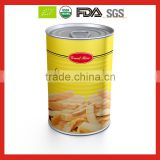 Healthy Cooking Canned Bamboo Shoot Sliced in Brine for Instant Food