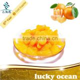organic canned mandarin orange in syrup