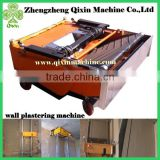 2015 high efficient automatic exterior wall plaster machine , automatic wall plastering machine