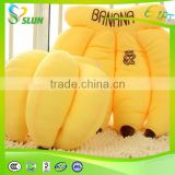 Factory direct sale lovely hot selling stuffed toy banana