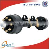 China Supplier ISO Boat Trailer Axles for Sale