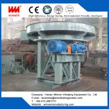 Heavy disc feeder for metallurgy and mining
