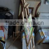 Painting table top easel