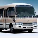 High performance XiaMeng JingLong 6-7 meters XMQ6606 coach bus
