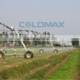 modern vegetable garden linear sprinkler irrigation systems