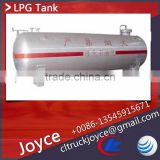 Lpg tank with Safety valve, magnetic flap liquid level gauge, pressure gauge, thermometer, cut-off valves