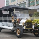 attractive price electric sightseeing car 5KW vintage classic car for sale