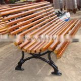 Street used garden bench parts,antique park bench legs,park bench frame