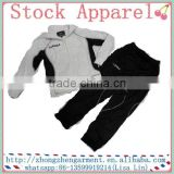 Men&women sportswear set sport suit tracksuit cheap stock