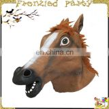 most popular wholesale horse head party carnival mask FGM-0109