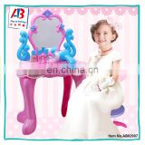 2017 New Style Fashion Baby Toys Mirror Dresser Toy For Girl