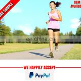 New arraival women running wear manufacturer