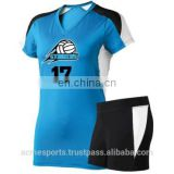Volleyball uniforms - new design volleyball uniform - custom cheap price volleyball uniform