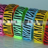 Customed LED Sport Night Running Safety Reflective Zebra-Stripe Arm Belt