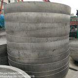 Stainless steel dished end tank head 1000mm mild steel hemisphere head
