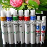 Pigment Soft Aluminum Packaging Tube
