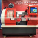WRM26H CNC Lathe Machine For Making Car Alloy Wheel With Probe