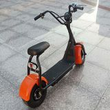 16 inch fat tire foldable electric scooter citycoco