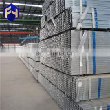 "Tianjin Fangya ! emt gi conduit 2""x3""x15x1.5 MM Pre-Galvanized Square Pipes/Tube x 6 mts. with high quality"