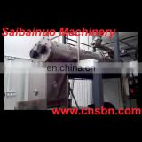Twin screw extruder Automatic fish feed plant