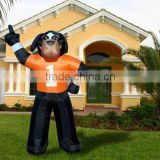 High quality inflatable dog costume for advertising/exhibition