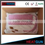 HOT SALE FLEXIBLE INDUSTRIAL CERAMIC HEATER PAD FOR INDUSTRIAL HEATING