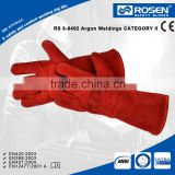RS SAFETY Heavy duty chromed leather welding and Heat resistant gloves