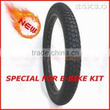 2016 Popular Sale E-Bike Kit Tyre 24X3.0