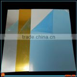 Blank heat transfer sublimation Aluminum sheet,glossy surface metal plate