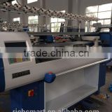 "Assembled Precisely,Reasonable Price,It's Our 10G/60""Computerized Flat Sweater Knitting Machine With ISO9001 Standard"
