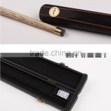 Professional manufacture top quality maple TB-R-4 jianying snooker cue 3/4