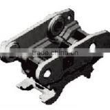 quick hitch,attachments for loader,excavator,bucket,fork,ice breaker,hammer,blade etc.